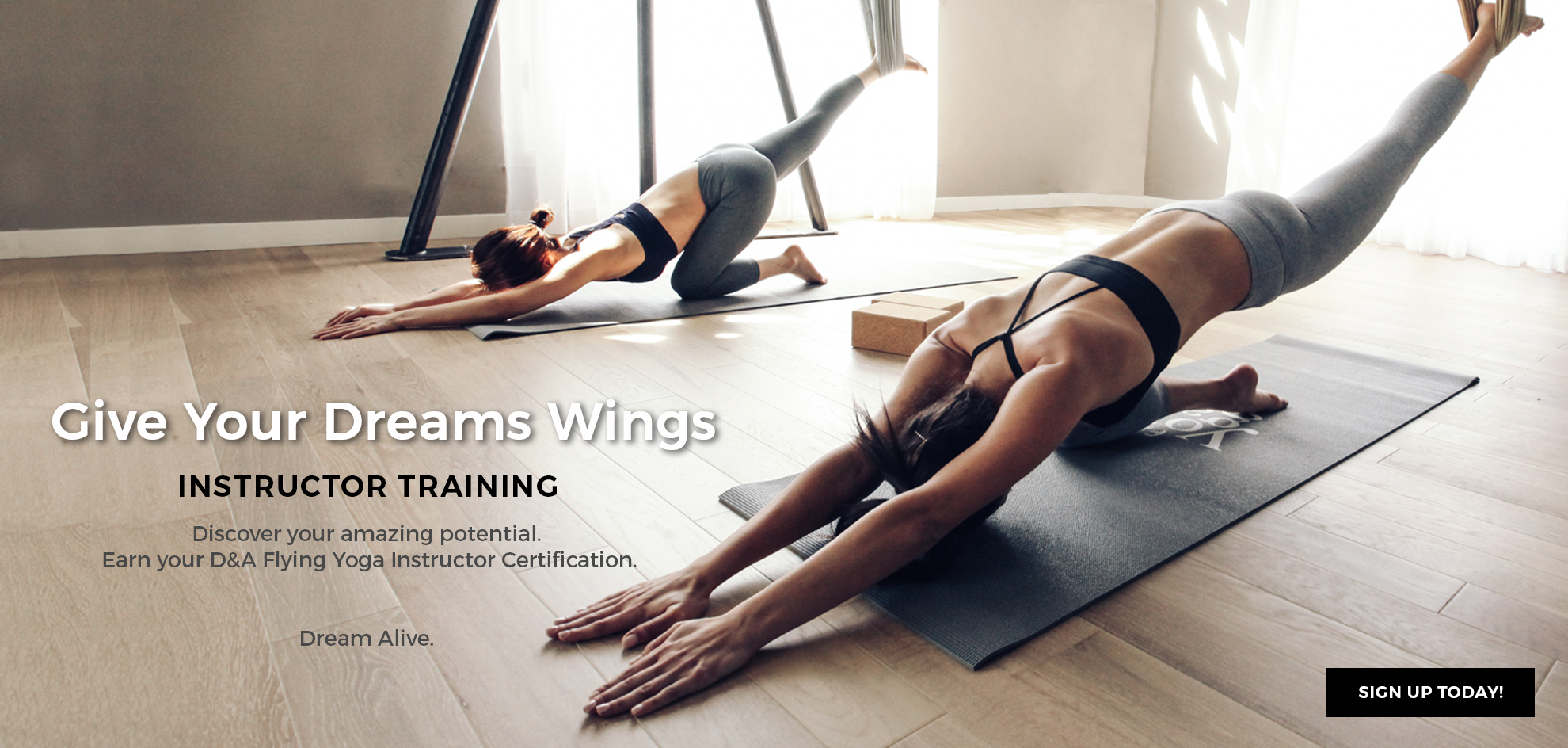 D&A Flying Yoga / Pole Dance - Flying yoga, aerial yoga ...